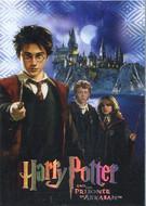 2004 Artbox Harry Potter Prisoner of Azkaban Holofoil Set + Promos (99)