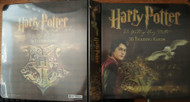 2007 Artbox Harry Potter World of 3D Variant 3D Binder