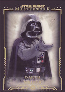 2015 Topps Star Wars Masterwork Complete 75 Card Gold Parallel Set