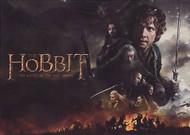 2016 Cryptozoic Hobbit: Battle Five Armies Silver Foil Parallels