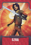 2015 Topps Star Wars Rebels Foil Parallel Set (100)