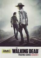 2016 Cryptozoic Walking Dead Season 4 Part 1 Base Set (72)