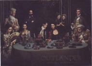 2017 Cryptozoic Outlander Season 2 Rainbow Foil Set + 3 Chase Sets (99)