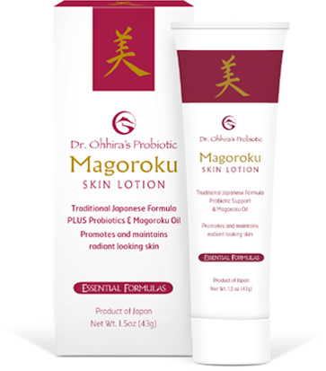 Dr. Ohhira's Probiotic Magoroku Skin Care Lotion
