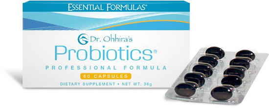 Dr. Ohhira's Probiotics Professional Formula