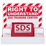 Standard Right-To-Know Training Center, English or Bilngual English/Spanish