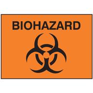 Biohazard Sign w/ Symbol