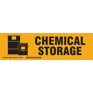 Chemical Storage Cabinet Labels