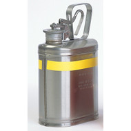 Eagle Stainless Steel Laboratory Safety Can, 1 Gallon