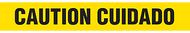 Barricade Tapes, CAUTION CUIDADO, 12 Rolls/Case
