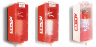 Fire Extinguisher Cabinets, Mark II Jr