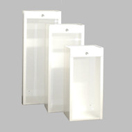 JL Classic Series Galvanized Extinguisher Cabinets, Surface Mounted
