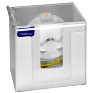 Dust Mask/Disposable Respirator Dispensers, Small or Large, Clear or White
