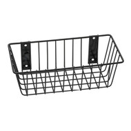 Economical Black Wire Baskets, 18 Various Size