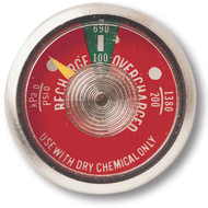 Dry Chemical Fire Extinguisher Gauges