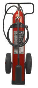 Ansul CO2 Wheeled Fire Extinguishers