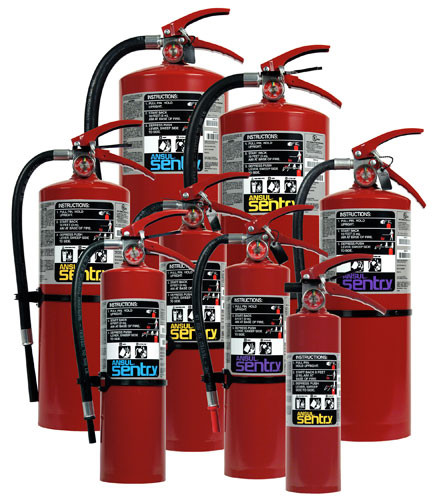 ansul sentry foray abc dry chemical fire extinguishers safety emporium
