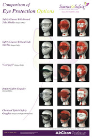 Comparison of Eye Protection Options Poster