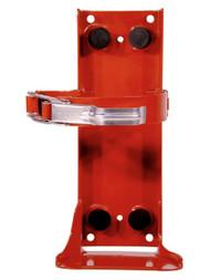 Ansul 25420 Vehicle Bracket for 20 lb CO2 Extinguishers, Set/2 brackets