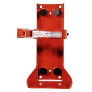 Ansul 30865 Vehicle Bracket For 10 lb Dry Chemical Extinguishers, Set/2 brackets