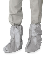 DuPont™ Tyvek® Boot Covers, Gray, Case/100, Universal size