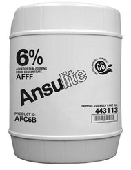 Ansulite™ AFC6B 6% AFFF Concentrate, 5 gallon (19 liter) pail