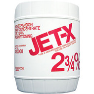 JET-X 2 3/4% High-Expansion Foam Concentrate, 5 gallon (19 liter) pail