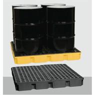 Model 1635 Eagle Low-Profile, 4 Drum Modular Spill Platform