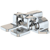 L3001 Foot-Operated Mixing Valve, Floor Mounted