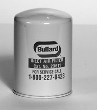 Bullard 23611 Medium Efficiency Inlet Filter for Fresh Air Pumps