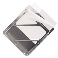 Protective Polyethylene Shield For DOT Placard Holder