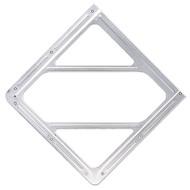 Aluminum Face Plate DOT Placard Holder