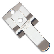 Stainless Steel DOT Placard Holder Clip