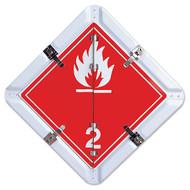 5-Legend TDG Flip Placard System For General Loads