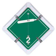 9-Legend TDG Flip Placard System For General Loads