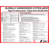 GHS, Right to Understand Safety Data Sheets Poster