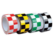 Checkerboard Laminated Tape