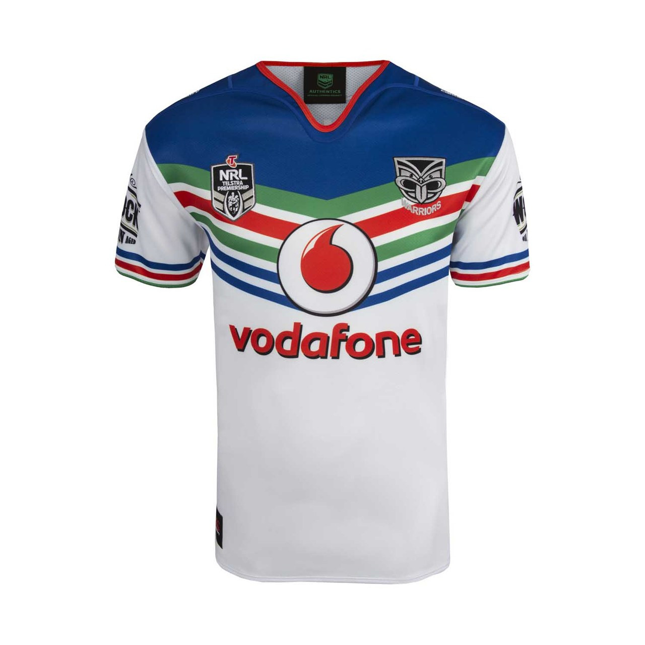 6766adf442b82f Indigenous jersey. The warrior is ...