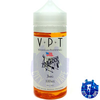 VPT (Vanilla Pudding Tobacco) 100ml Eliquid by City of Vape