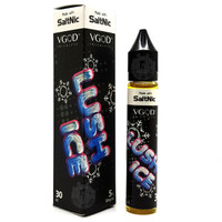 VGOD SaltNic 30ml Nicotine Salts Eliquid - Lush Ice