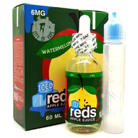 Reds Apple 60ml Ejuice - Watermelon Ice