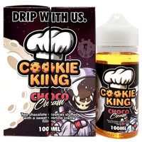 Cookie King 100ml Eliquid - Choco Cream