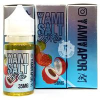 Yami Vapor 30ml Salt Nic Ejuice - Icy Trio