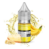 Glas 30ml Nicotine Salts Ejuice - Banana Cream Pie