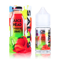 Juice Head 30ml Nicotine Salts - Strawberry Kiwi