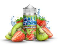 Cali Cooler 100ml Eliquid by Mamasan - Strawberry Kiwi