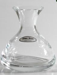 Time Tree Turkish Glass Vase H13cm D10cm