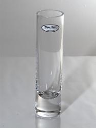 cylindrical bud vase