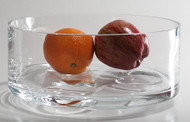 Time Tree Turkish Glass Bowl TORONTO H12cm D26cm
