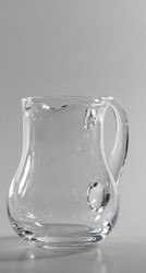 clear glass jug 4814